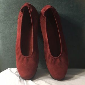 Arche ballet style slip ons
